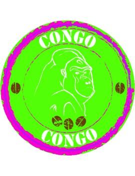Café pure origine Congo Kivu100% arabica la brûlerie le Puy en Velay