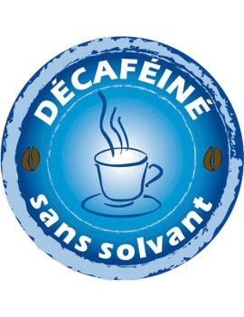 pure origine Décafeine sans solvant 100% arabica la brûlerie le Puy en Velay