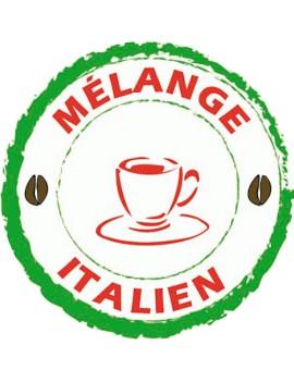 Café pure origine MELANGE ITALIEN 80% arabica la brûlerie le Puy en Velay