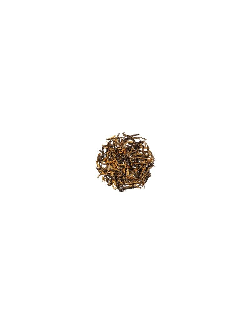 YUNNAN GRAND JARDIN GFOP - Paquet de 100g la brûlerie le Puy en Velay