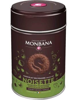 Chocolat en poudre aromatisé Noisette - Boîte 250g