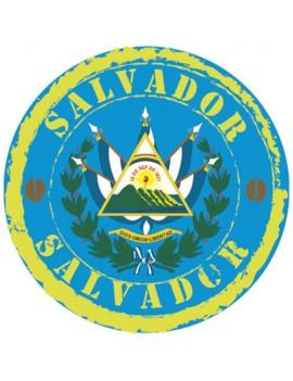 Café pure origine SALVADOR BOURBON 100% arabica la brûlerie le Puy en Velay