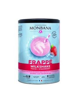 Boîte de milkshake Fraise 250grs