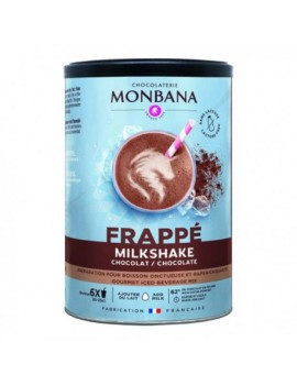 Boîte de milkshake Chocolat 250grs